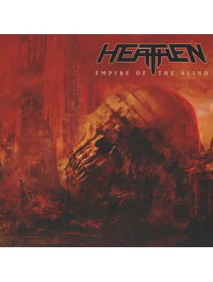 HEATHEN - Empire Of The Blind 2LP