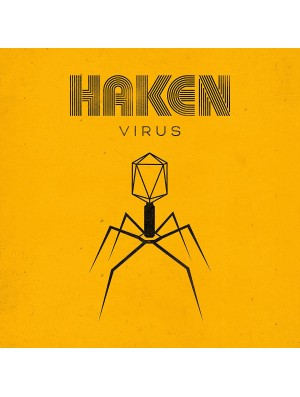 HAKEN - Virus 2LP+CD