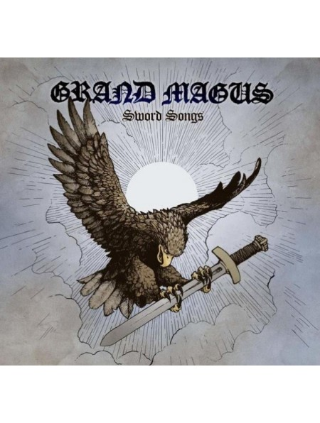 GRAND MAGUS-Sword Songs CD (Ltd.Digi)