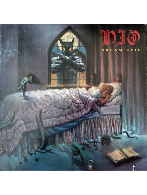 DIO - Dream Evil LP