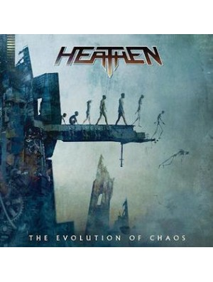 HEATHEN - The Evolution Of Chaos CD+DVD