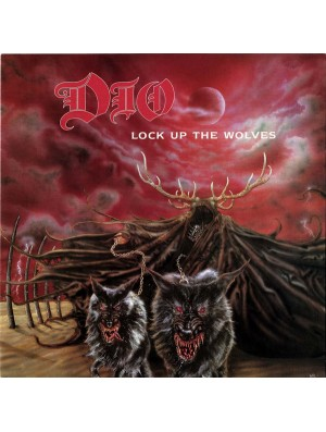 DIO - Lock Up The Wolves 2LP