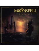 MOONSPELL - Hermitage 2LP (Strictly Ltd Edition)