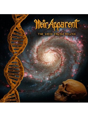HEIR APPARENT - The View From Below LP