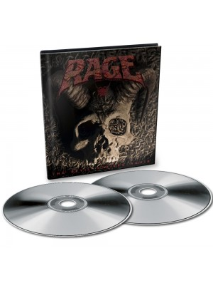 RAGE-The Devil Strikes Again (Ltd.Digibook 6Bonus Tracks)