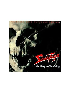 SAVATAGE - The Dungeons Are Calling LP