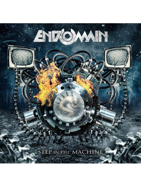 ENDOMAIN-Step In The Machine CD