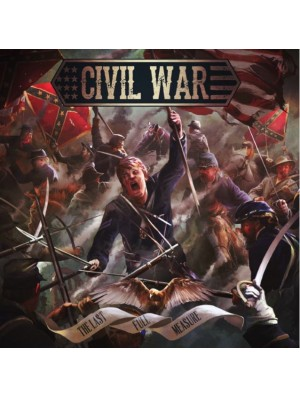 CIVIL WAR - The Last Full Measure CD (Digi 2 Bonus Tracks)