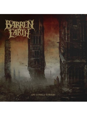 BARREN EARTH-On Lonely Towers CD (Ltd.Digipack)