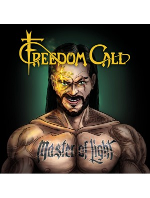 FREEDOM CALL-Master Of Light CD (Digipack)