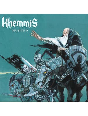 KHEMMIS-Hunted CD (Digipack)