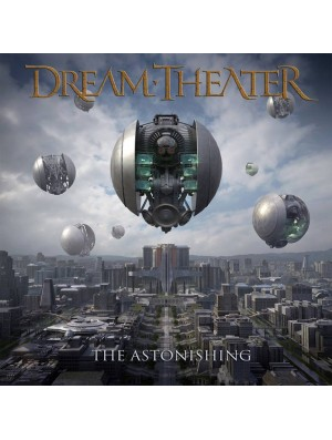DREAM THEATER-The Astonishing 2CD (Digipack)