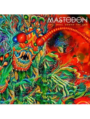 MASTODON-Once More Round The Sun CD