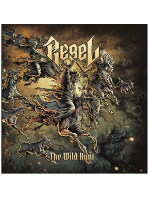 REBEL-The Wild Hunt CD (Ltd.500 Copies)