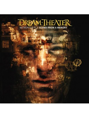 DREAM THEATER-Metropolis Pt 2:Scenes From A Memory CD