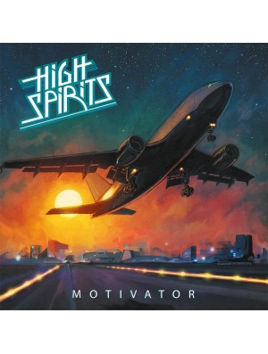 HIGH SPIRITS-Motivator CD