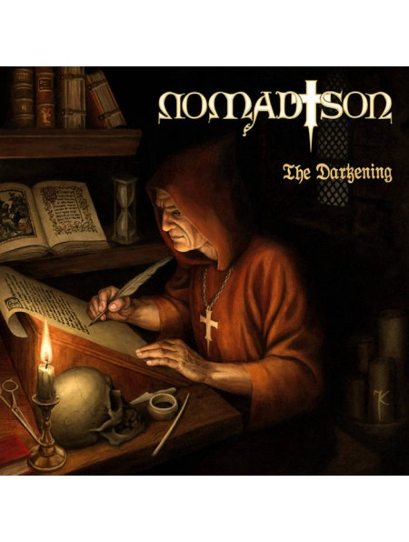 NOMAD SON-The Darkening CD