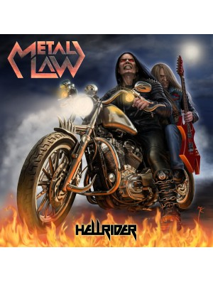 METAL LAW-Hellrider CD