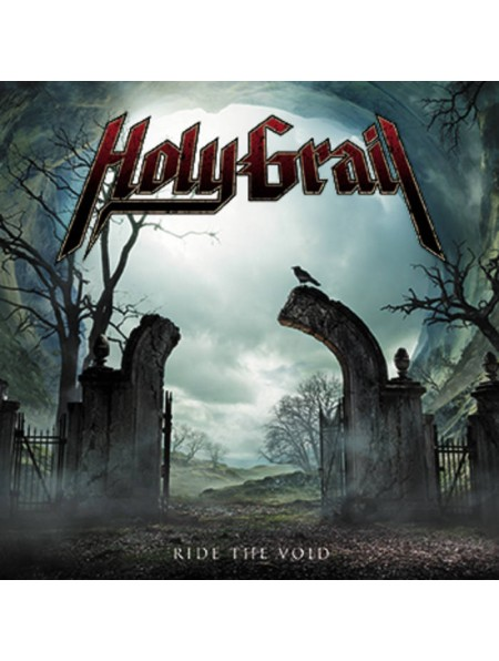 HOLY GRAIL-Ride The Void CD (Ltd.Slipcase+Bonus Track)