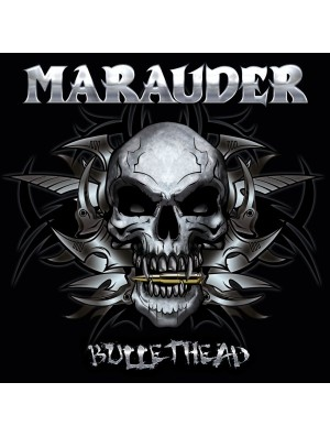 MARAUDER-Bullethead LP (Ltd350 Copies)