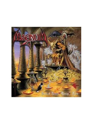 MAGNUM-Sacred Blood Divine Lies(Ltd Digipack CD + DVD)