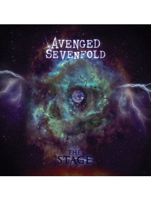 AVENGED SEVENFOLD-The Stage CD