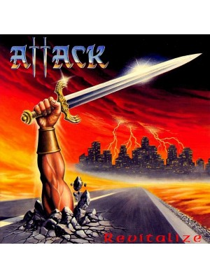 ATTACK-Revitalize CD